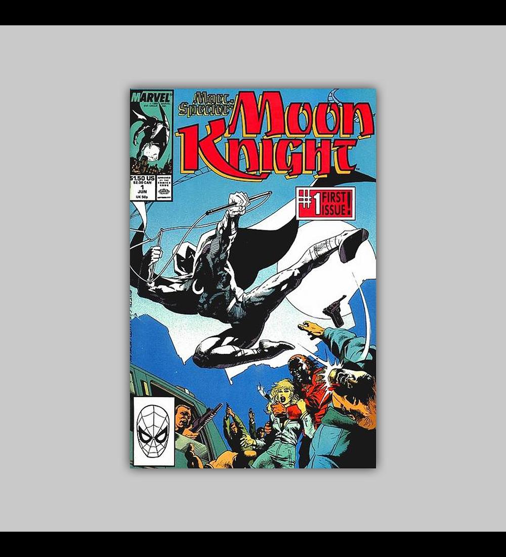 Marc Spector: Moon Knight 1 1989