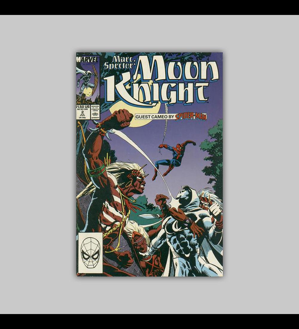 Marc Spector: Moon Knight 2 1989