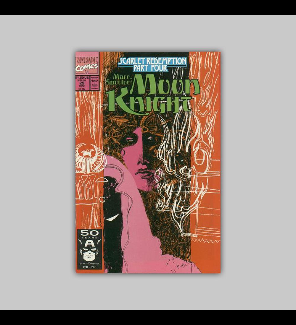 Marc Spector: Moon Knight 29 1991