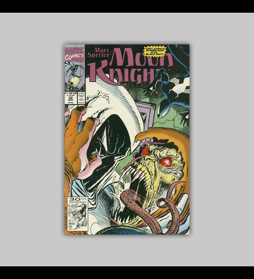 Marc Spector: Moon Knight 32 1991