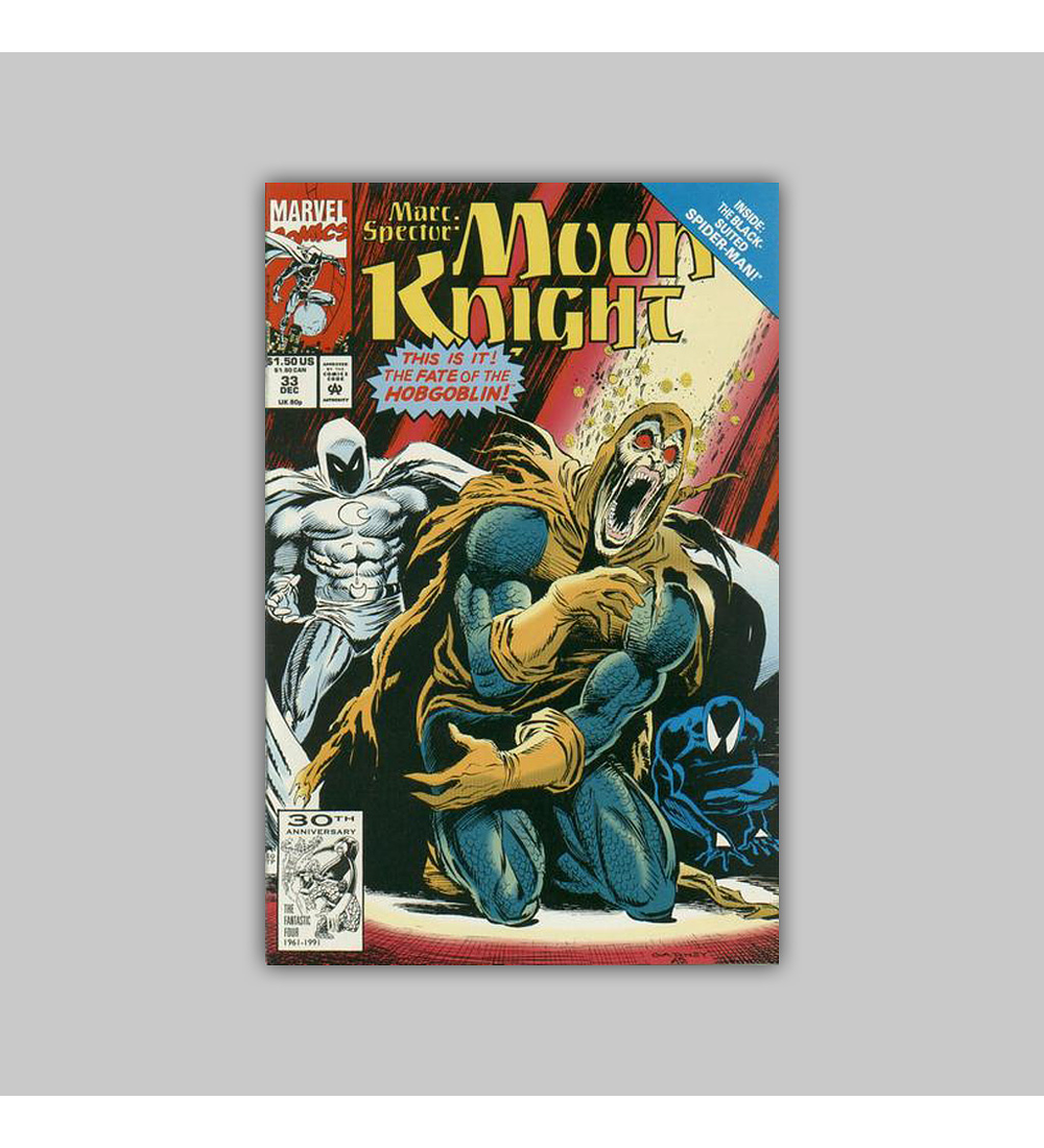 Marc Spector: Moon Knight 33 1991