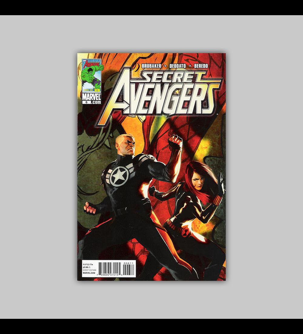 Secret Avengers 6 2010
