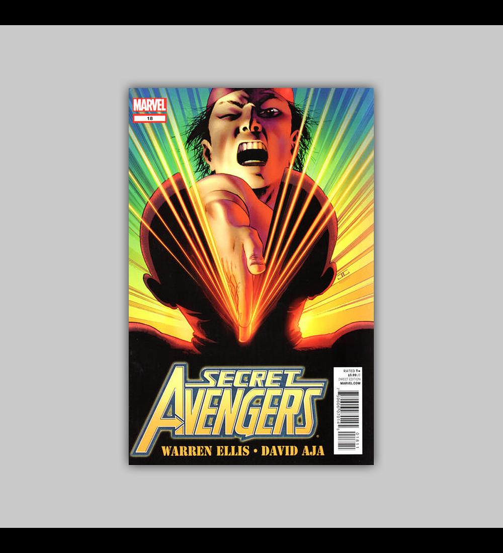 Secret Avengers 18 2011