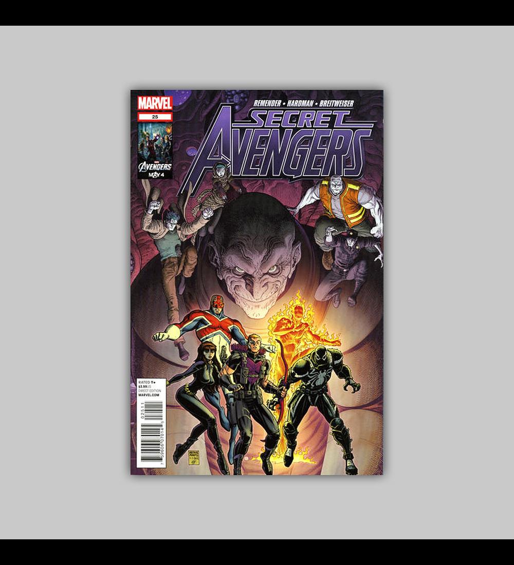 Secret Avengers 25 2012