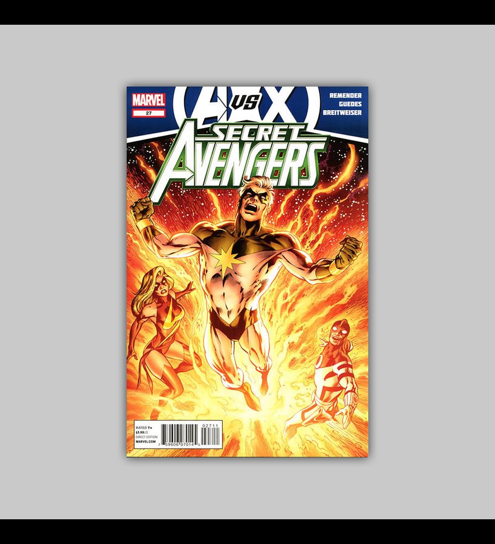 Secret Avengers 27 2012