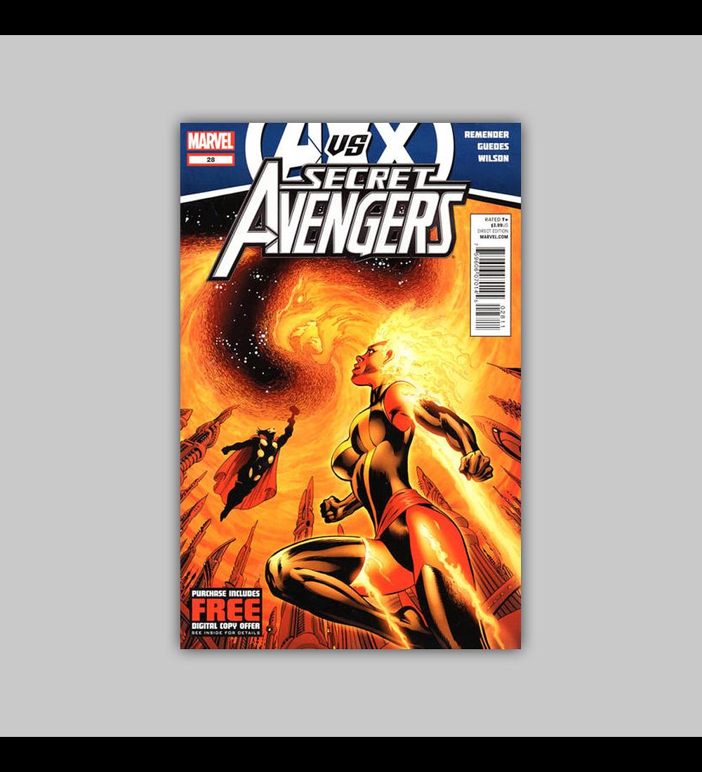 Secret Avengers 28 2012