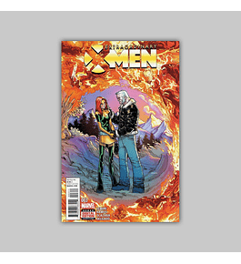 Extraordinary X-Men 3 2nd printing 2015