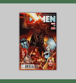 Extraordinary X-Men 5 2015