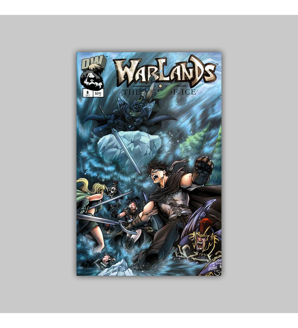 Warlands: Age of Ice 8 2002