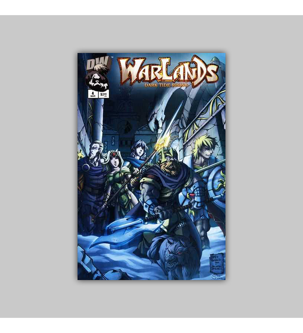Warlands: Dark Tide Rising 4 2003