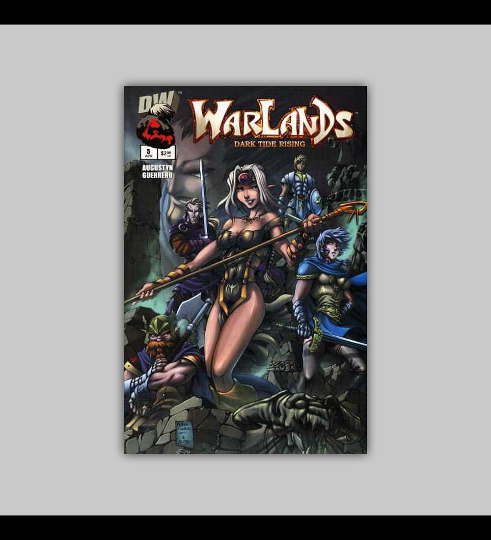 Warlands: Dark Tide Rising 5 2003