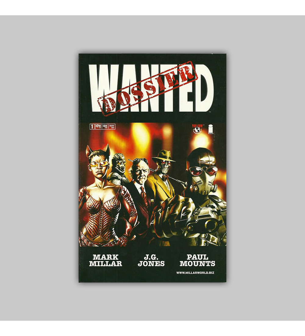 Wanted: Dossier 2004