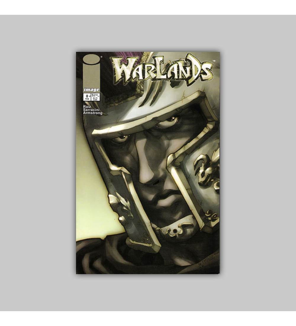Warlands: Age of Ice 0 2002