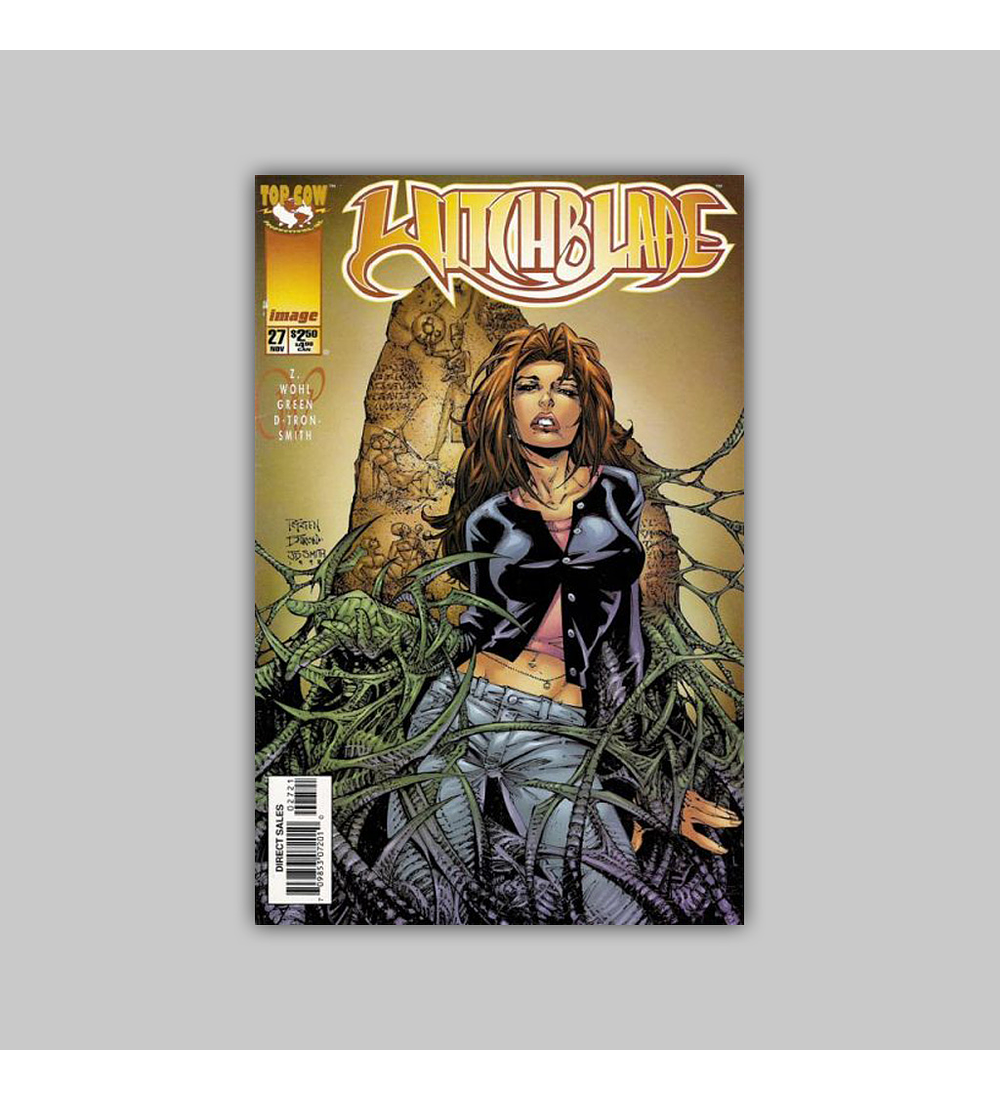 Witchblade 27 1998