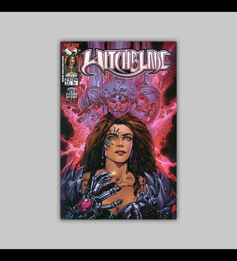 Witchblade 47 2001