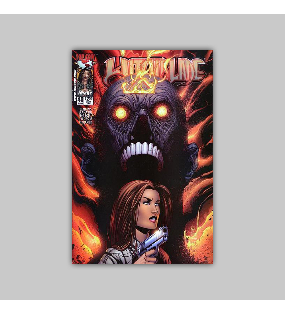 Witchblade 48 2001