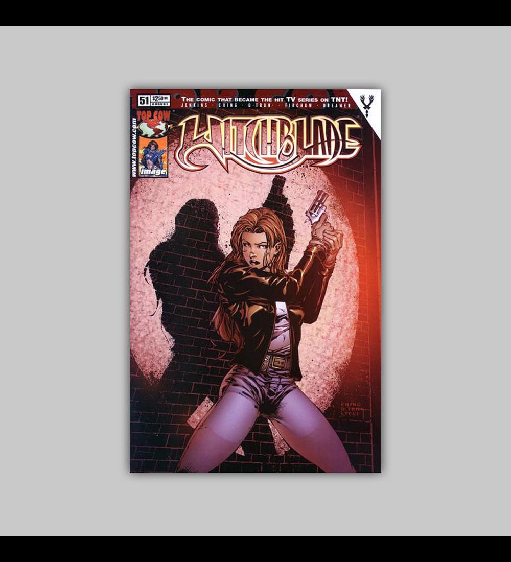 Witchblade 51 2001