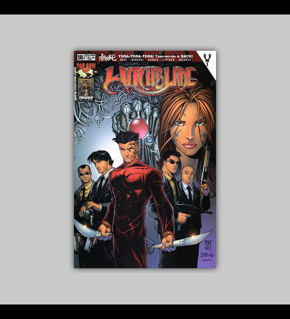 Witchblade 55 2002