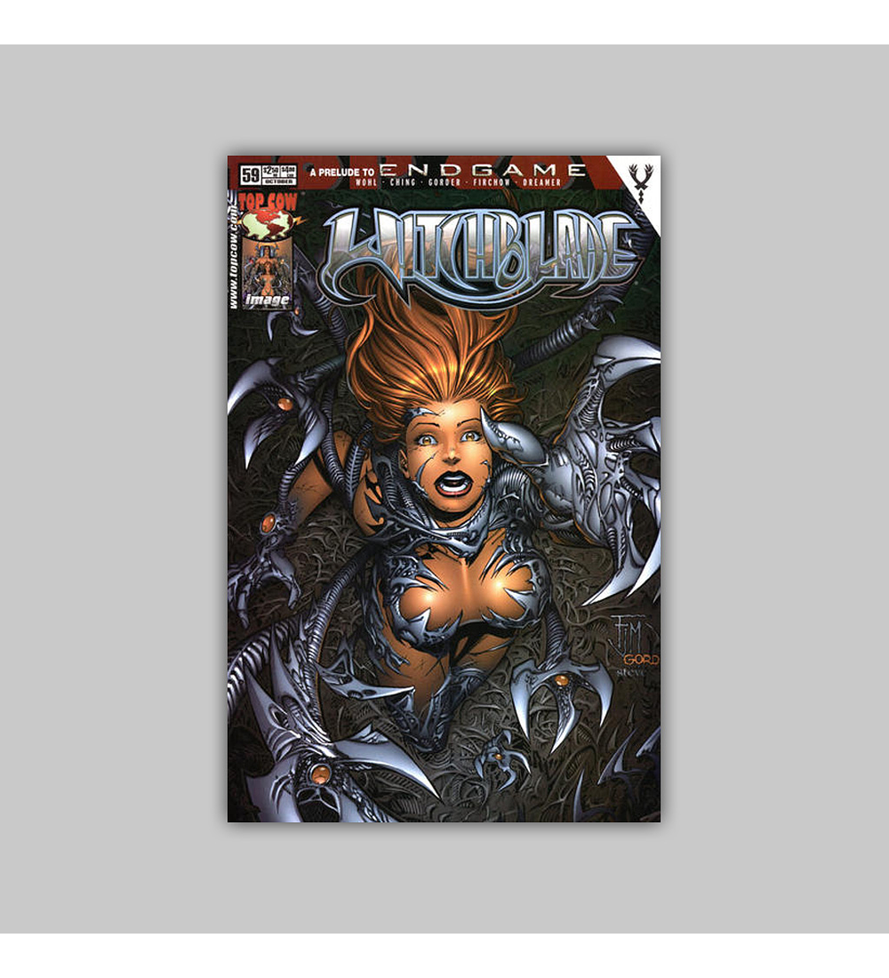 Witchblade 59 2002