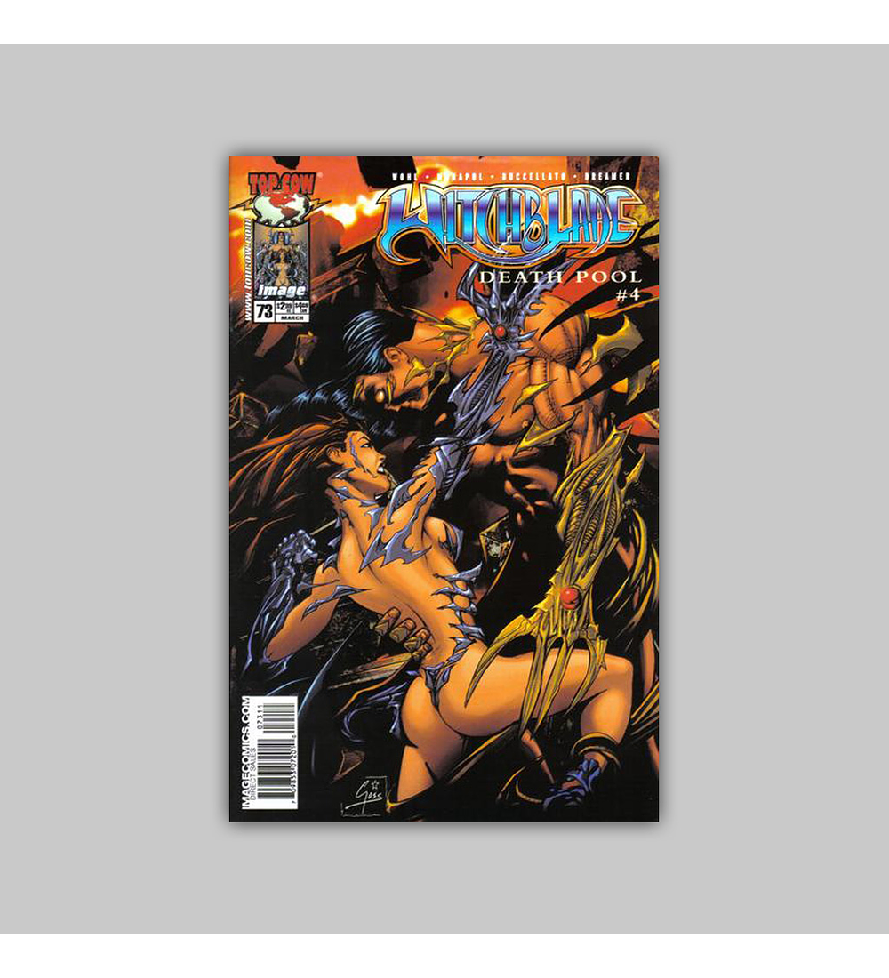 Witchblade 73 2004