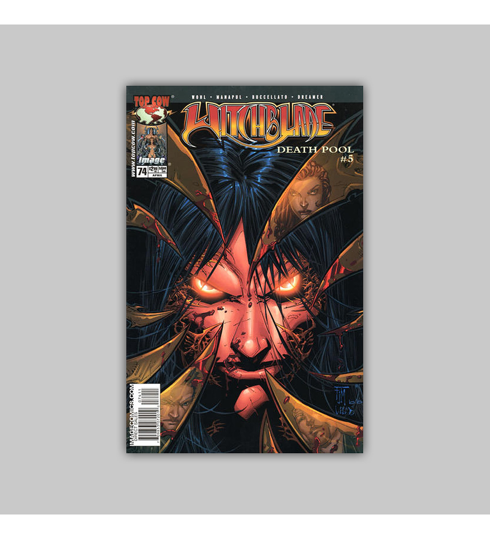 Witchblade 74 2004
