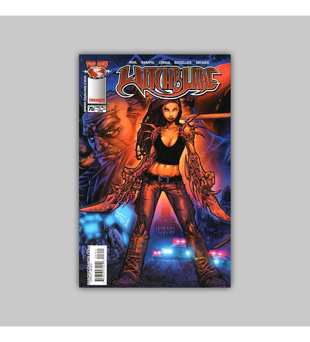 Witchblade 75 2004