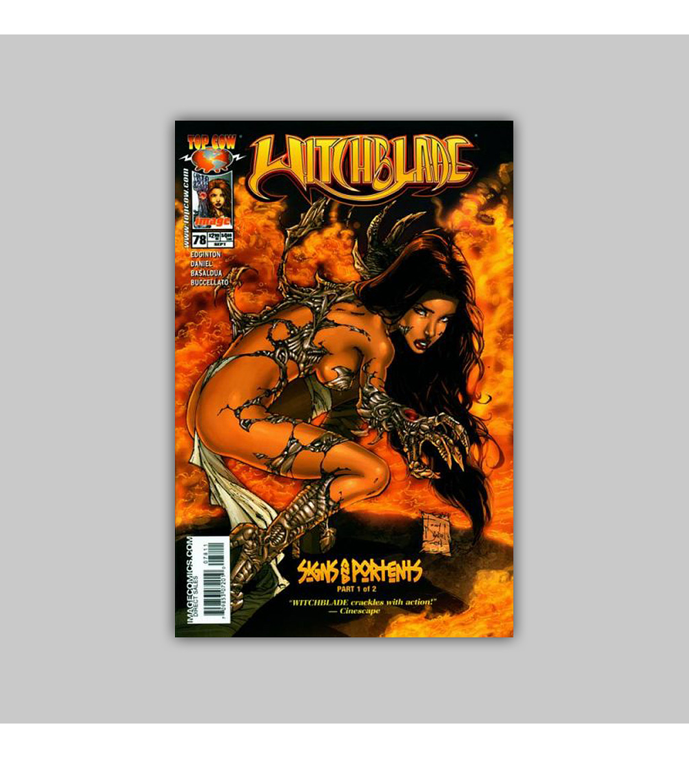 Witchblade 78 2004