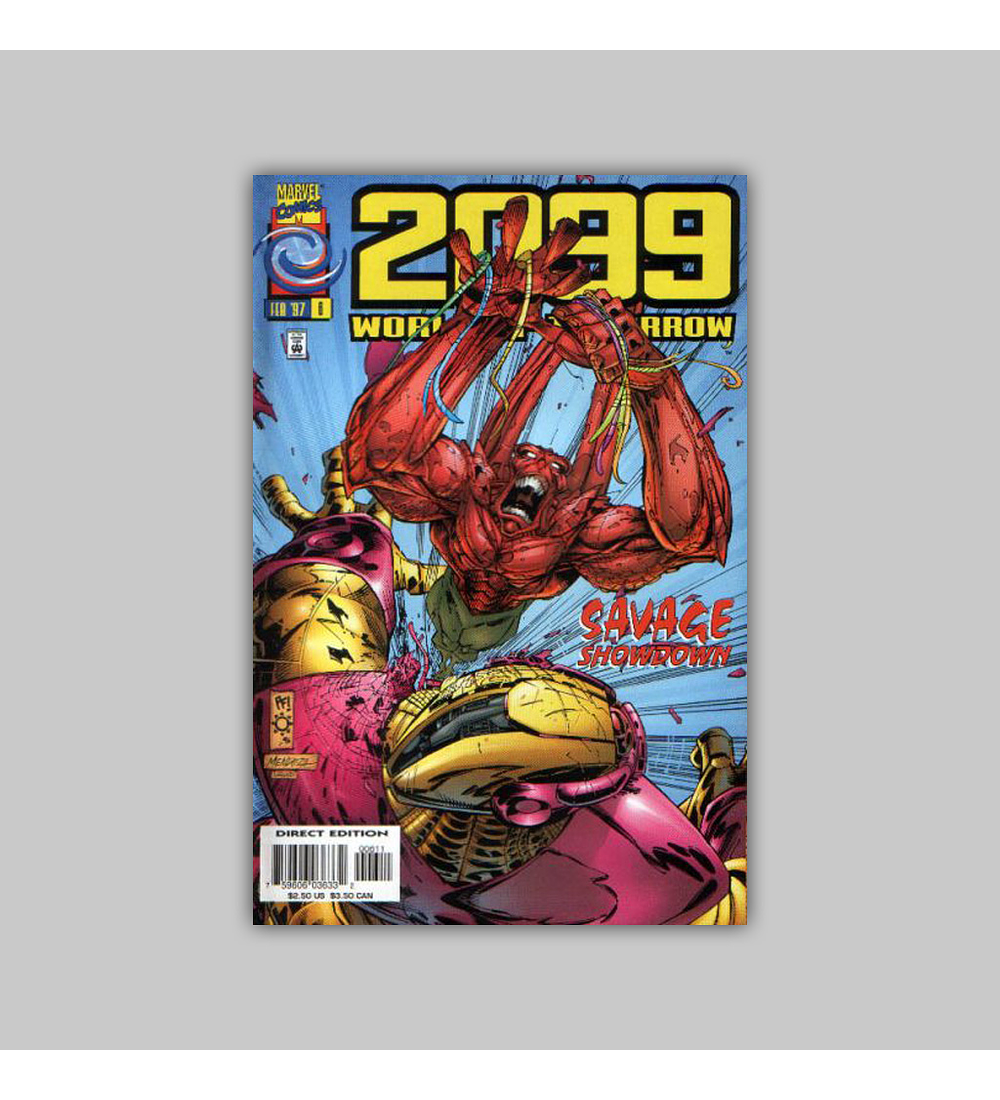 2099: World of Tomorrow 6 1997