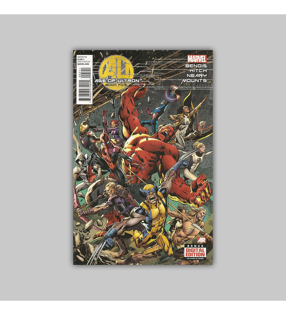 Age of Ultron 5 2013