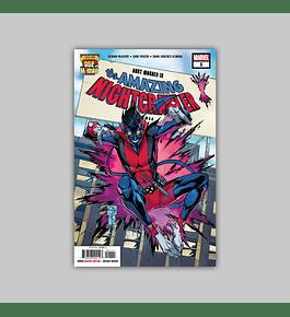 Age of X-Man: Amazing Nightcrawler 1 2019