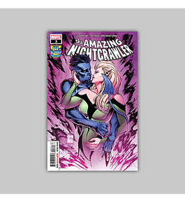 Age of X-Man: Amazing Nightcrawler 3 2019