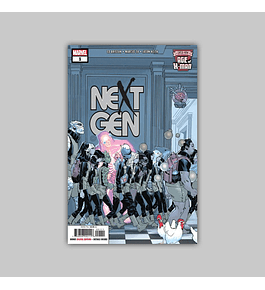 Age of X-Man: Nextgen 1 2019