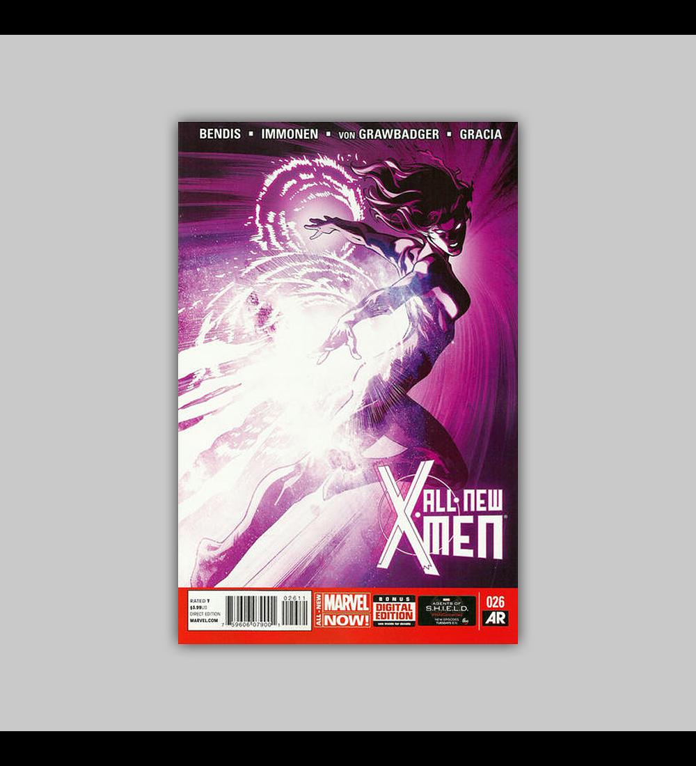 All New X-Men 26 2014