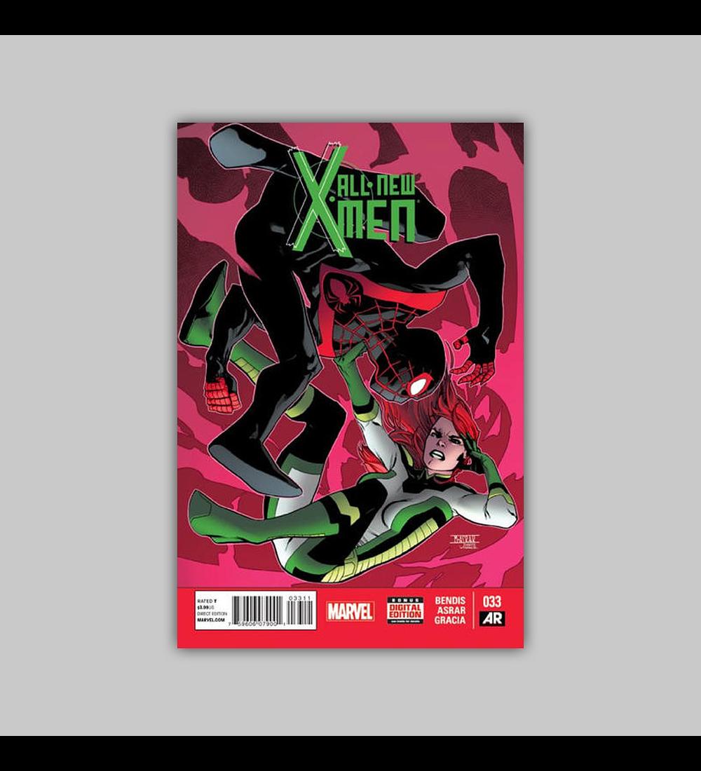 All New X-Men 33 2014