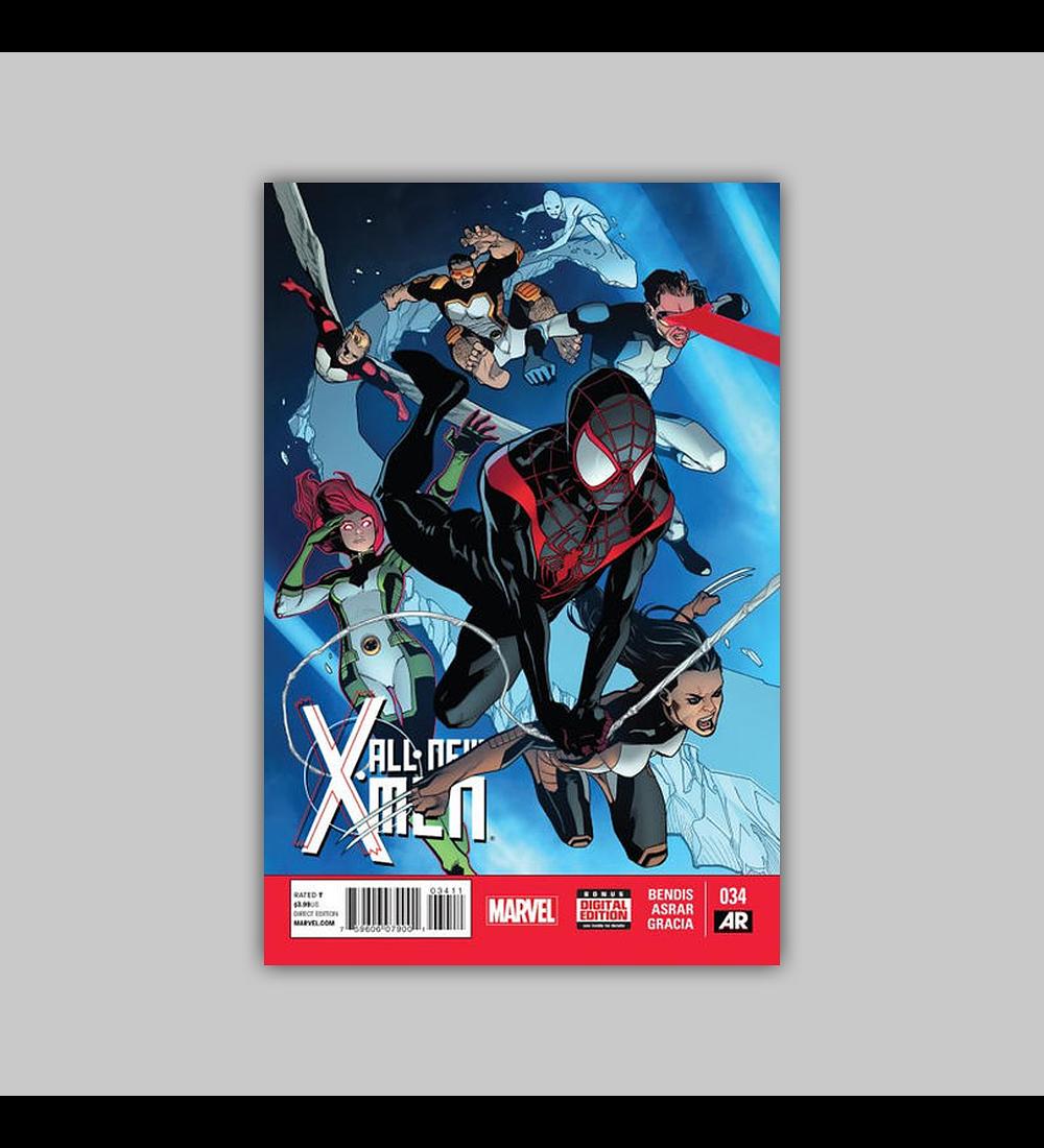 All New X-Men 34 2015