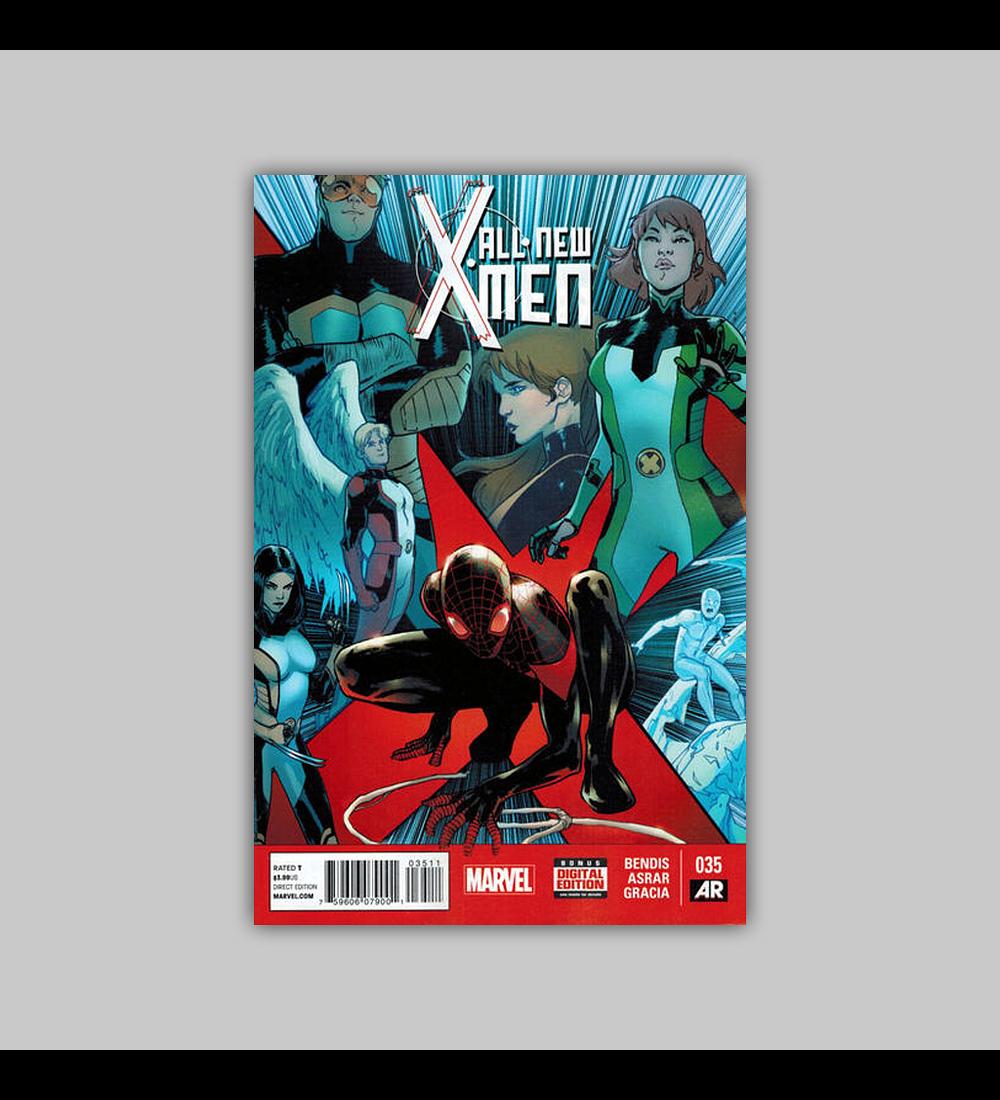 All New X-Men 35 2015