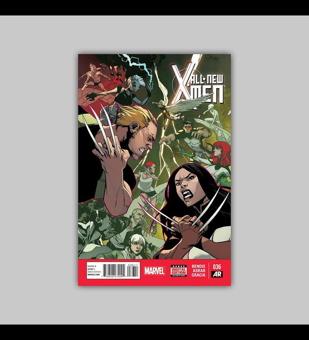 All New X-Men 36 2015