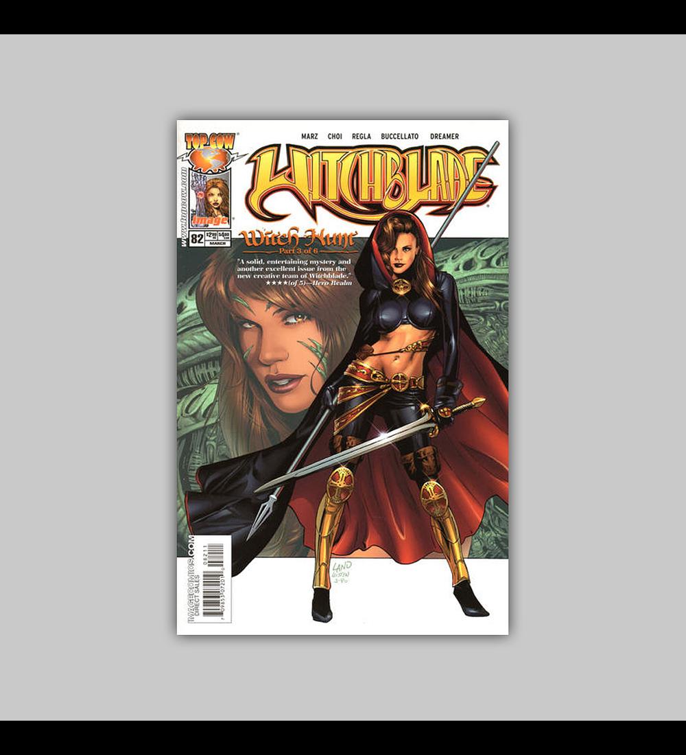 Witchblade 82 2005