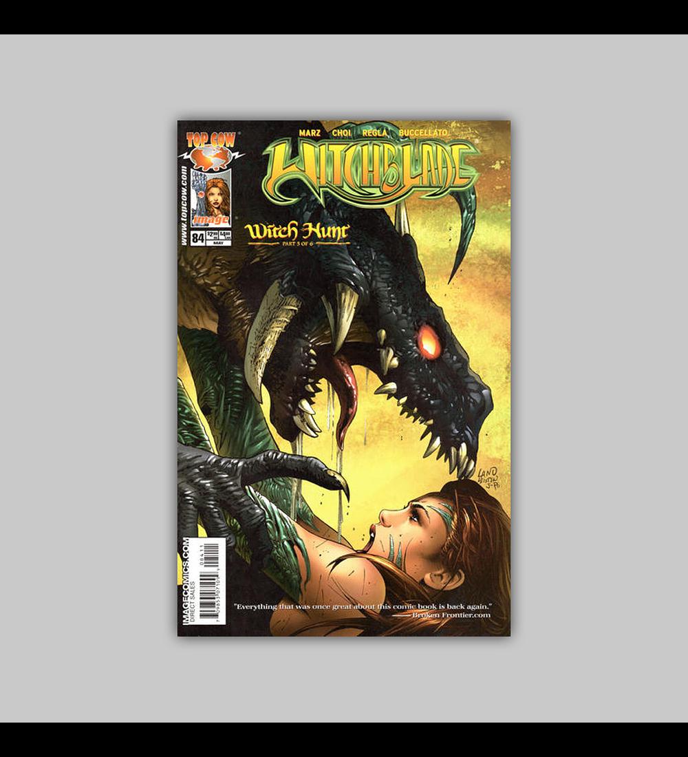 Witchblade 84 2005