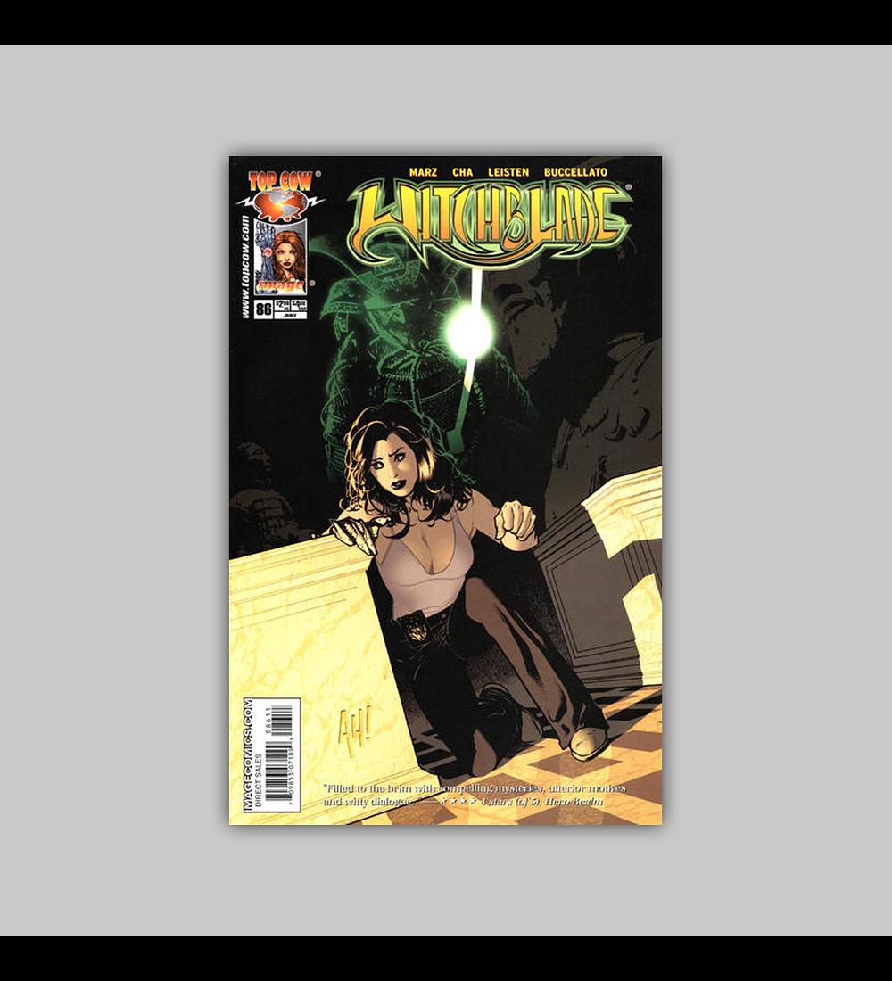 Witchblade 86 2005