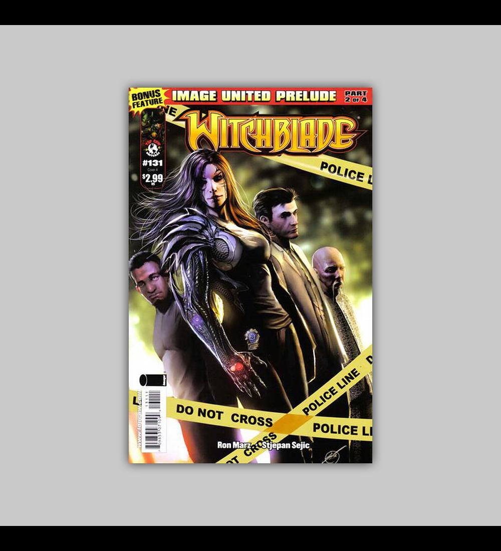 Witchblade 131 2009