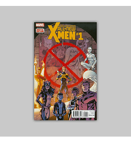All New X-Men (Vol. 2) 1 2016