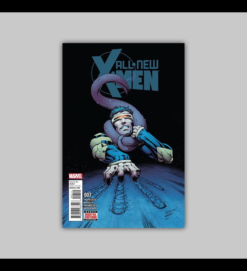All New X-Men (Vol. 2) 7 2016