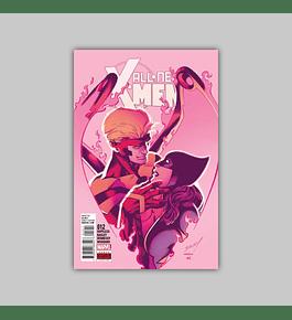 All New X-Men (Vol. 2) 12 2016