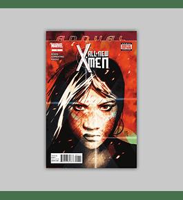 All-New X-Men Annual 1 2015
