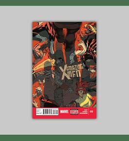 Amazing X-Men 16 2015