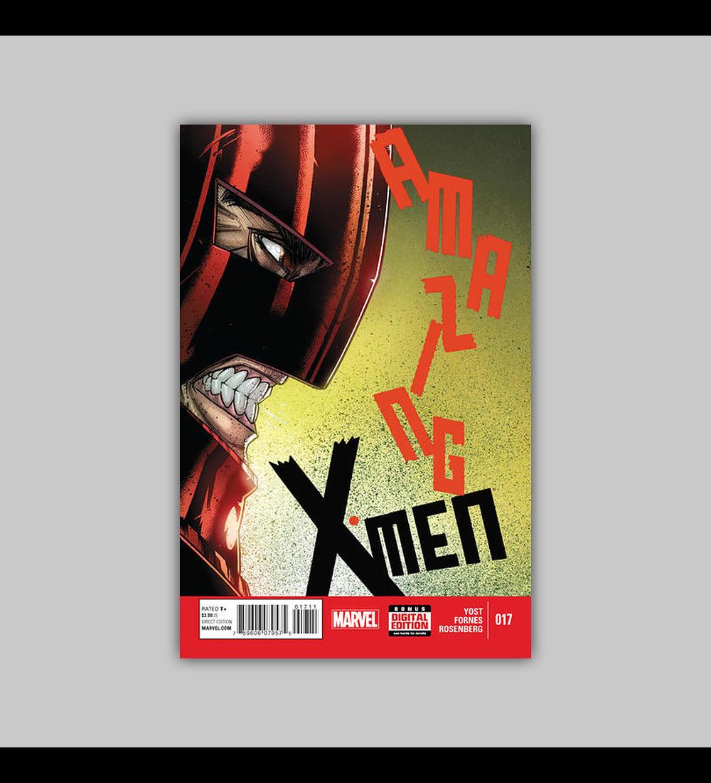 Amazing X-Men 17 2015