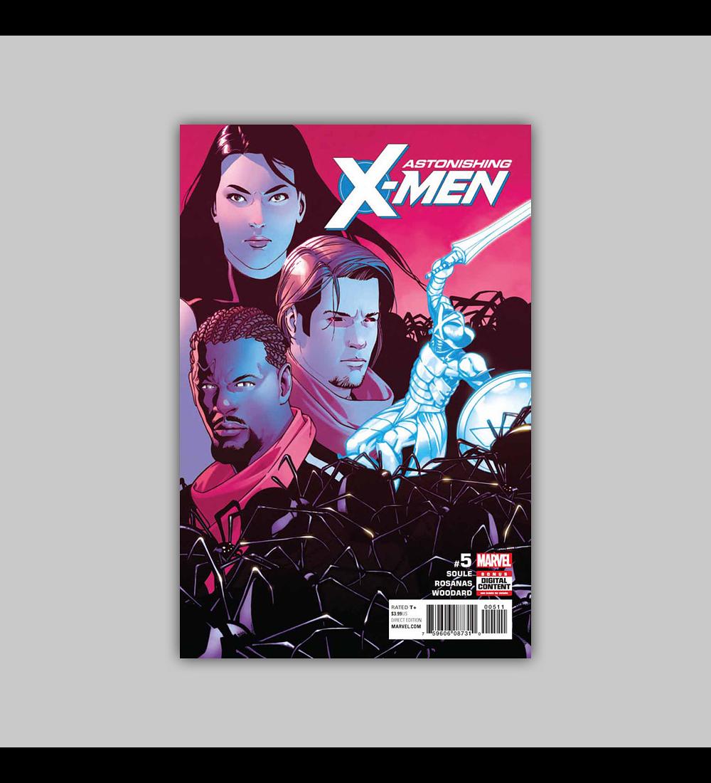 Astonishing X-Men (Vol. 2) 5 2018