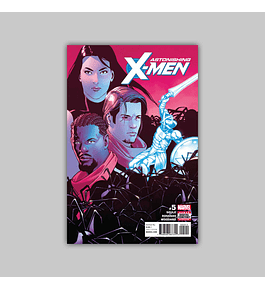 Astonishing X-Men (Vol. 2) 5 2018
