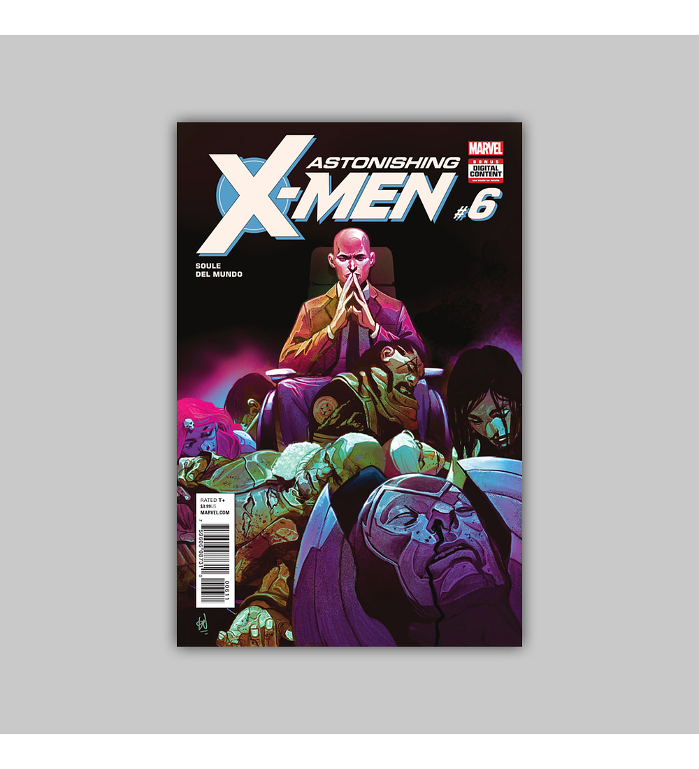 Astonishing X-Men (Vol. 2) 6 2018